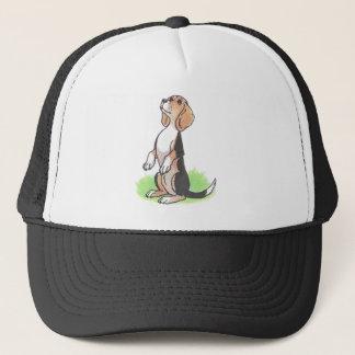 Expectant Puppy Trucker Hat