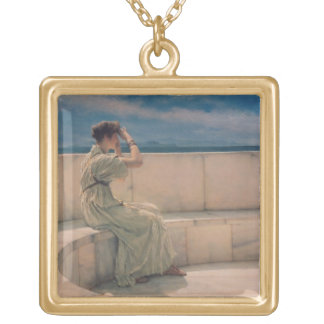 Expectations, 1885 (oil on canvas) jewelry