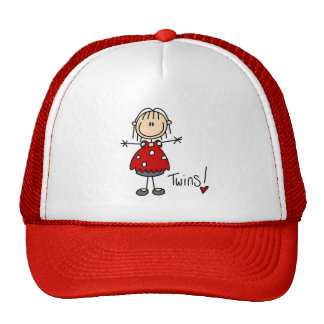 Expecting Twins T-shirts and Gifts Cap