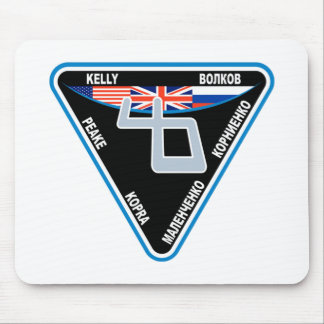 Expedition 46 Logo Mouse Pad