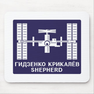 Expedition Crews to the ISS Expedition 1 Mousepads