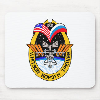 Expedition Crews to the ISS Expedition 5 Mousepads