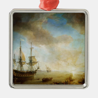 Expedition of Robert Cavelier de La Salle Christmas Ornament