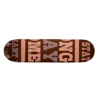 Expeditiontees World Wide Wild Skate Boards