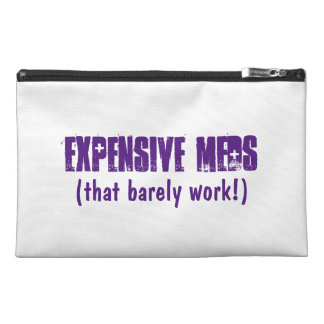Expensive Meds travel bag Travel Accessories Bags