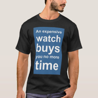 Expensive watch shirt
