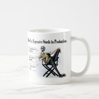 Expensive Words-Cup Art_ZLZ-Dual Coffee Mug