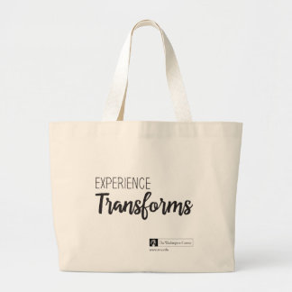 Experience Transforms Tote