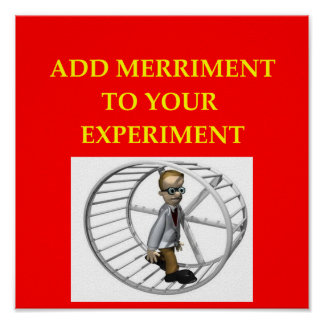 EXPERIMENT poster