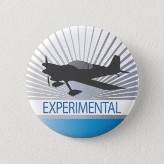 Experimental Aircraft 6 Cm Round Badge