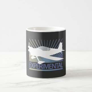 Experimental Aircraft Classic White Coffee Mug