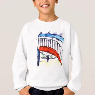 Experimentation of Colour Sweatshirt