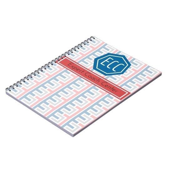 Expert Coach Centre Notebook