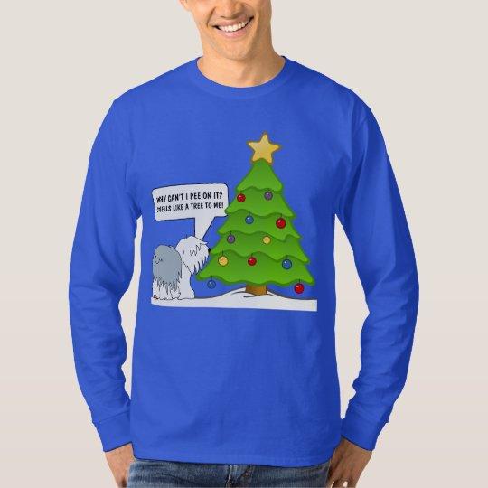Explaining Christmas to Your Dog T-Shirt