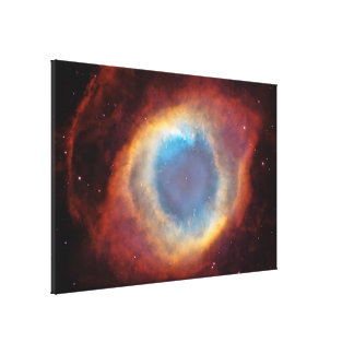 exploded star gallery wrapped canvas