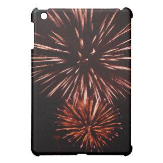 Exploding Fireworks iPad Case