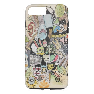 Exploding Pop cell phone case