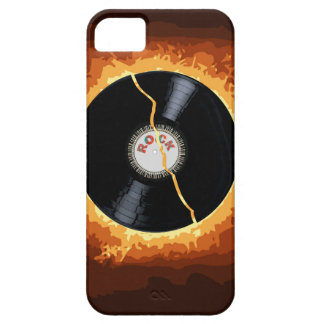 Exploding Record iPhone 5 Cases