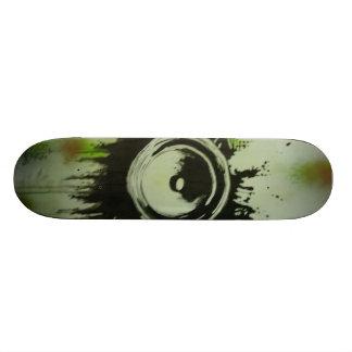Exploding Speaker custom deck by Matty B Skateboard
