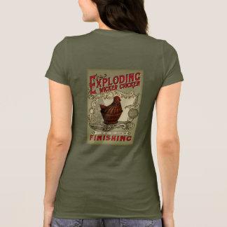 Exploding Witcker Chicken Finishing School T-Shirt