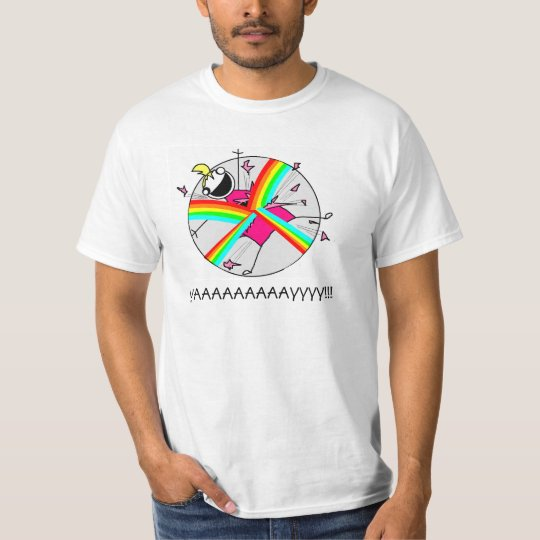 Exploding with Rainbows T-Shirt