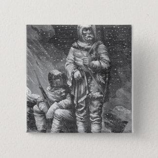 Exploration costumes 15 cm square badge