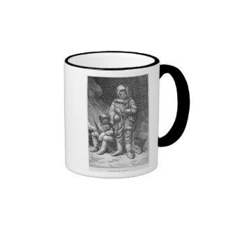 Exploration costumes coffee mug