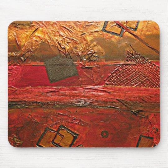 Exploration Discovery  Abstract Mousepad