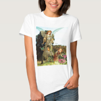 Explore - A Guardian Angel Watches Tshirt