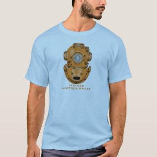 Explore Another World (Deep Diving Helmet) T-Shirt