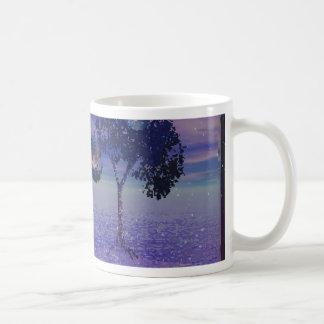Explore Basic White Mug