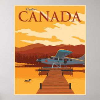 Explore Canada! Poster