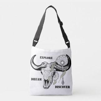 Explore Dream Discover Crossbody Bag