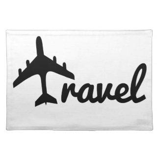 Explore Dream Discover - Travel Placemat