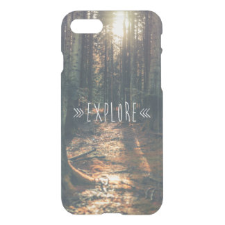 EXPLORE iPhone 7 CASE