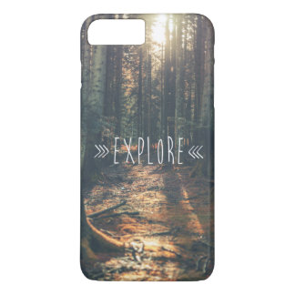 EXPLORE iPhone 7 PLUS CASE
