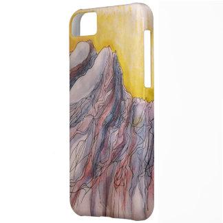 Explore: Purple Mountain Phone Case iPhone 5C Case