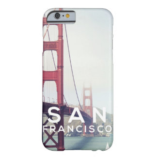 Explore San Fransisco Barely There iPhone 6 Case