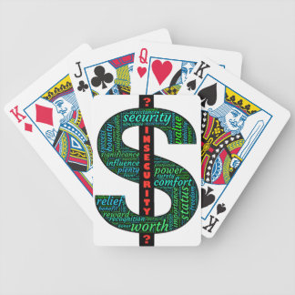 Explore your personal $ motivations as you compete bicycle poker deck