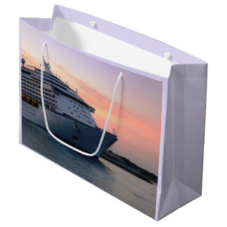 Explorer at Evening Large Gift Bag