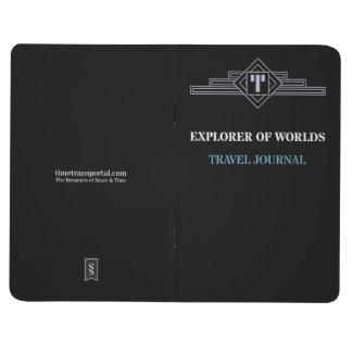 Explorer of Worlds - Travel Journal