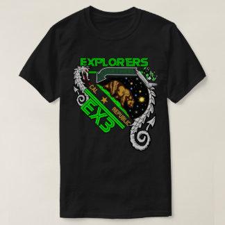 Explorers EX3 Dragon Edition T-shirt