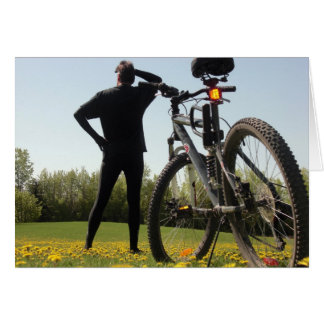 Exploring on a Bike 2 Card
