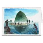 Exploring Oregon Beach Cards