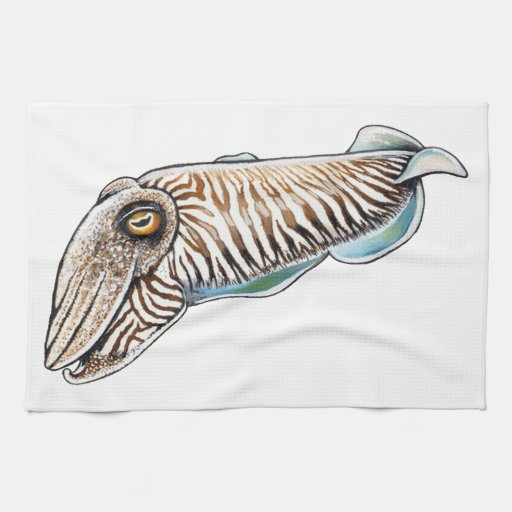 EXPLORING THE REEF HAND TOWELS