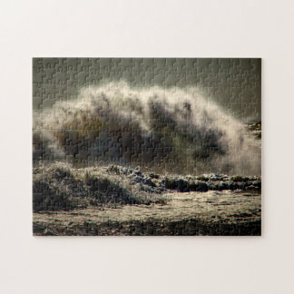 Explosion in the Ocean Jigsaw Puzzle