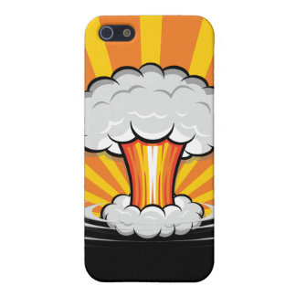 Explosion - iPhone 4 Cover For iPhone 5/5S
