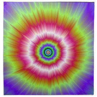 Explosion of Colour Napkins