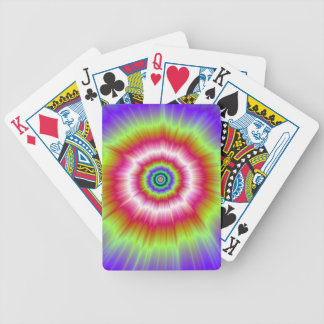 Explosion of Colour Playing Cards