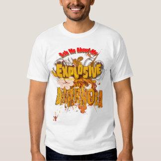 Explosive Diarrhoea T Shirt